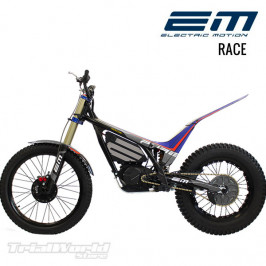 Electric Motion EPure RACE 2022