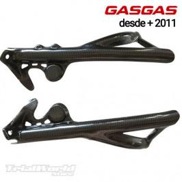 Chassis protectors GASGAS...