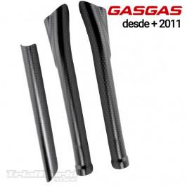 Upper frame protector GASGAS TXT Trial