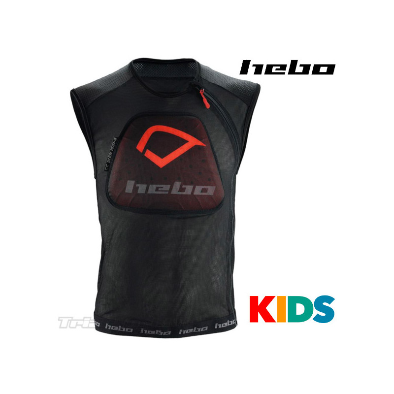 Protection Hebo Defender PAD Vest Junior