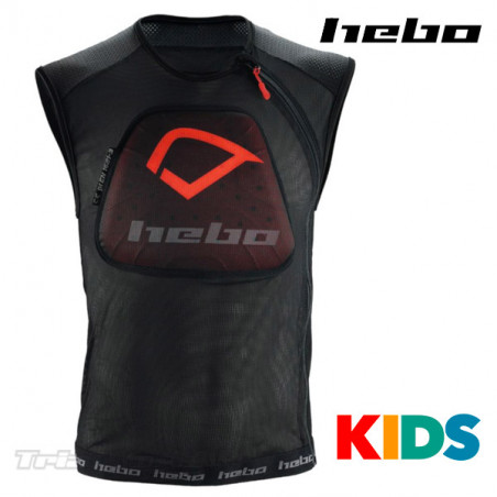 Chaleco espaldera Hebo Defender PAD Junior