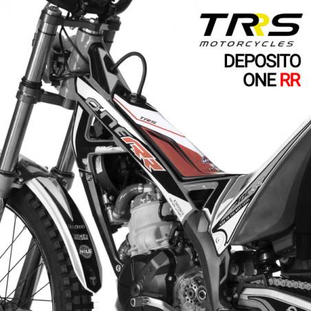Kit Adhesivos TRRS Raga Racing RR depósito (todas)