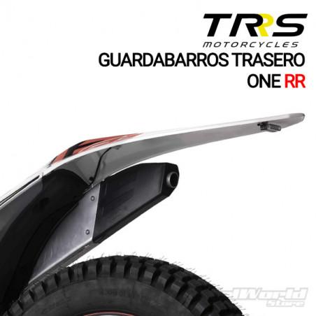 Adhesivo guardabarros trasero TRRS Raga Racing RR (todas)