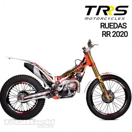 Kit Adhesivos llantas y ruedas TRRS Raga Racing RR 2020