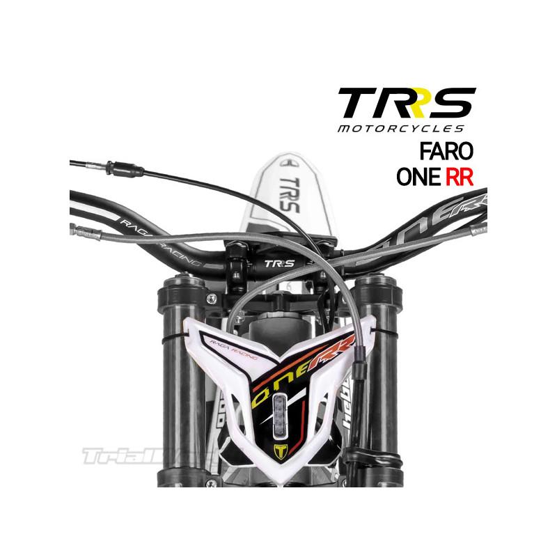 Adhesivo faro delantero TRRS Raga Racing RR (todas)