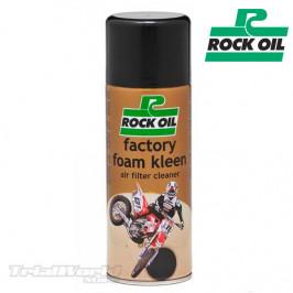 Limpiador desengrasante para filtros de aire Rock Oil