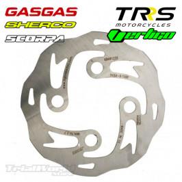 Trial RACE front brake dis