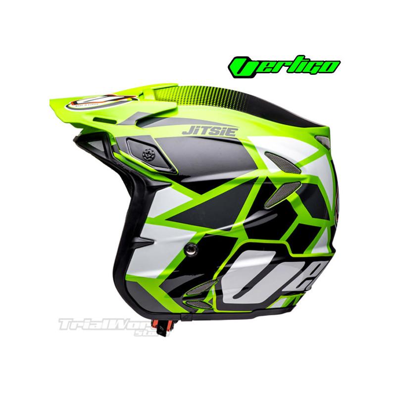 Helmet Vertigo Motors official Jitsie HT2 Kozmoz