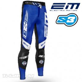 Pantalón S3 Electric Motion azul