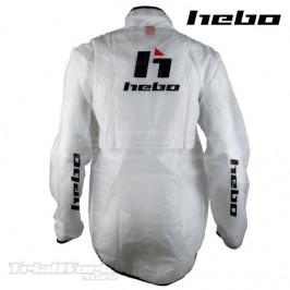 Hebo transparent Rain jacket