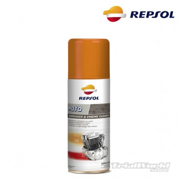 Desengrasante de moto Repsol Degreaser & Engine Cleaner