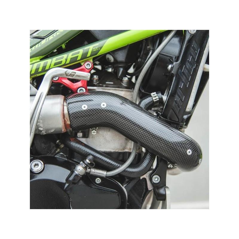Exhaust protector Vertigo Combat