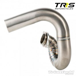 TRS One Trial Titanium Exhaust Manifold