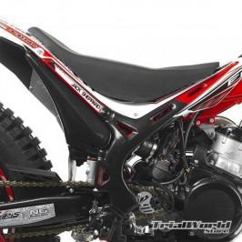 Asiento universal para motos de trial