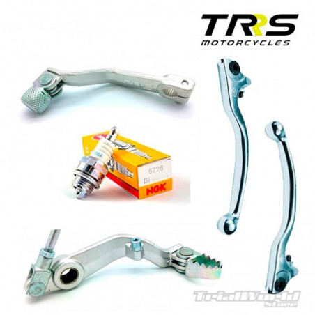 TRS One and TRS Raga Racing basic spare parts KIT