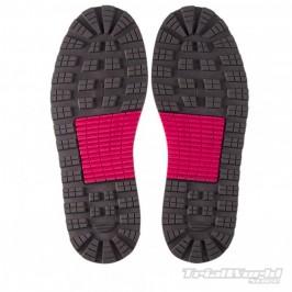 Recambio suela botas de trial Hebo