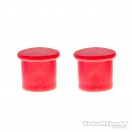 Universal quick release wheel plugs