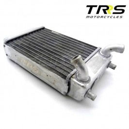 Radiator for TRS One and Raga Racing with fan SPAL
