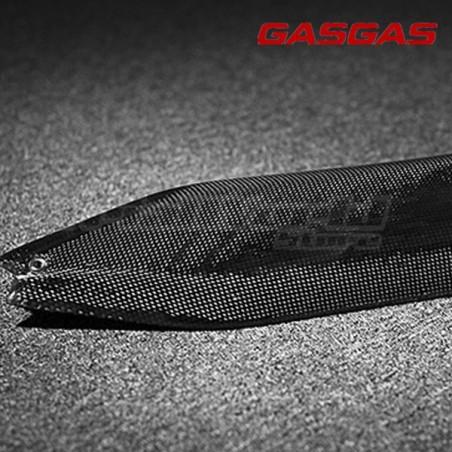 Gas Gas TXT Pro carbon gas tank cover