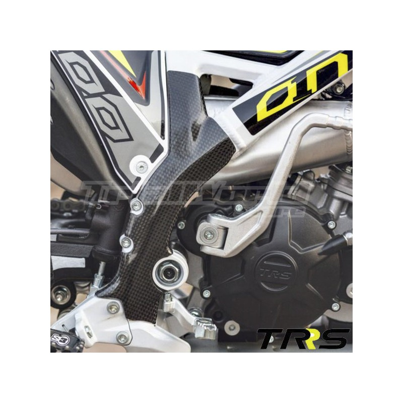 TRRS carbon chassis protectors