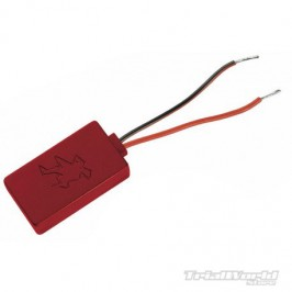 Brake Lights for Life battery system for Hebo Zone5