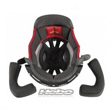 Recambio interior casco Hebo Zone 4
