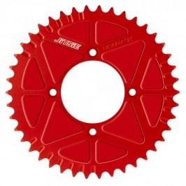 Corona homologada para moto de trial