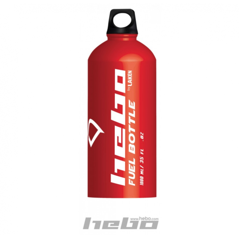 Botella de gasolina Hebo de 1 litro