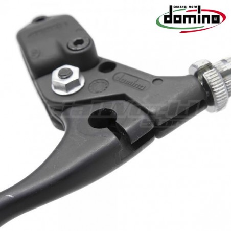 Domino clutch lever for classic trial bikes