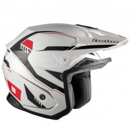 Casco Hebo Zone 5 Pursuit White