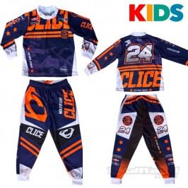 Pijama moto Clice Kids