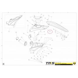 Caja superior del filtro TRRS