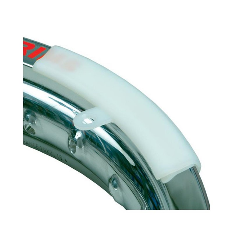 Rim protector for tyre mounting