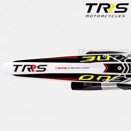 Adhesivo guardabarros trasero TRRS