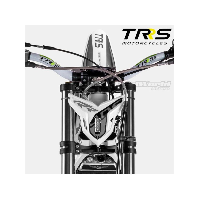 Manillar de Trial TRS RR 2018 blanco