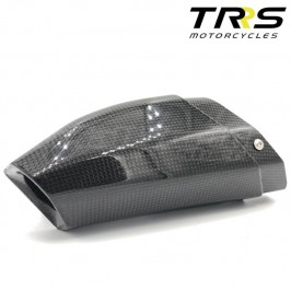 Silencioso fibra de carbono TRRS