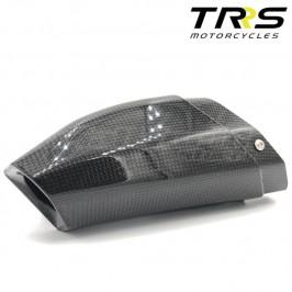 TRRS carbon fibre silencer