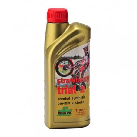 Strawberry aceite de mezcla