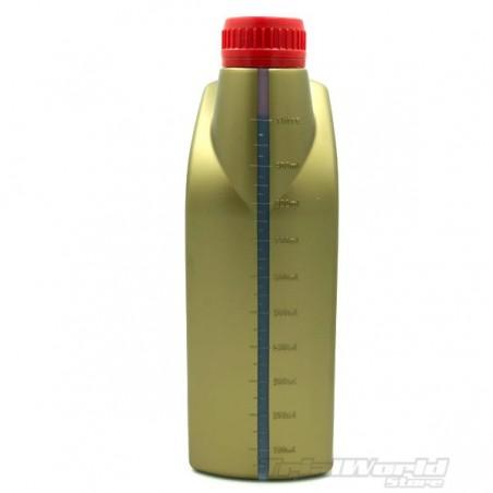 Aceite para mezcla 2T olor a fresa Rock Oil Strawberry