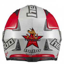 Casco Trial Hebo Toni Bou Replica 2019
