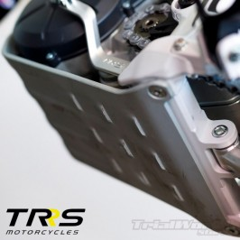 TRRS engine cover plate