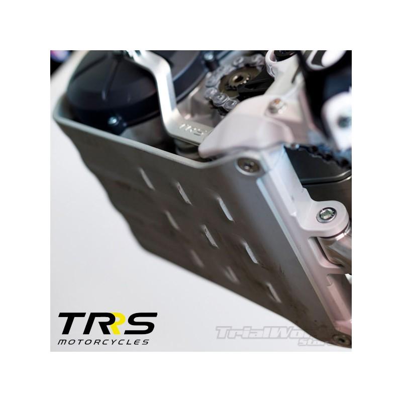 Placa cubrecárter motor de TRRS