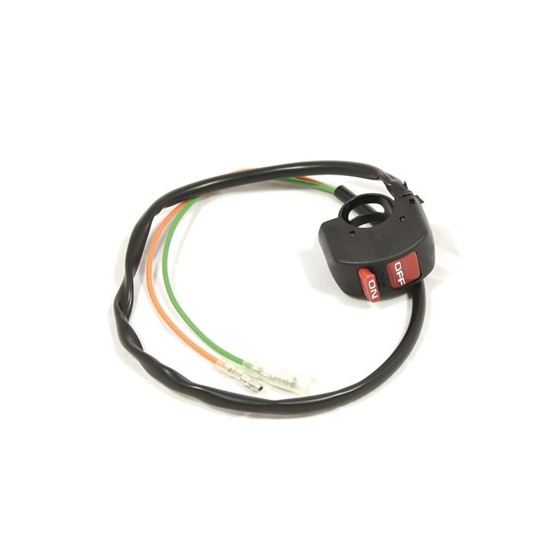 Interruptor instalación eléctrica trial