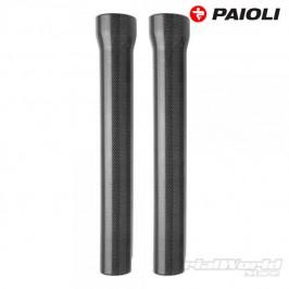 Protectores horquilla de carbono válido para Paioli 38mm