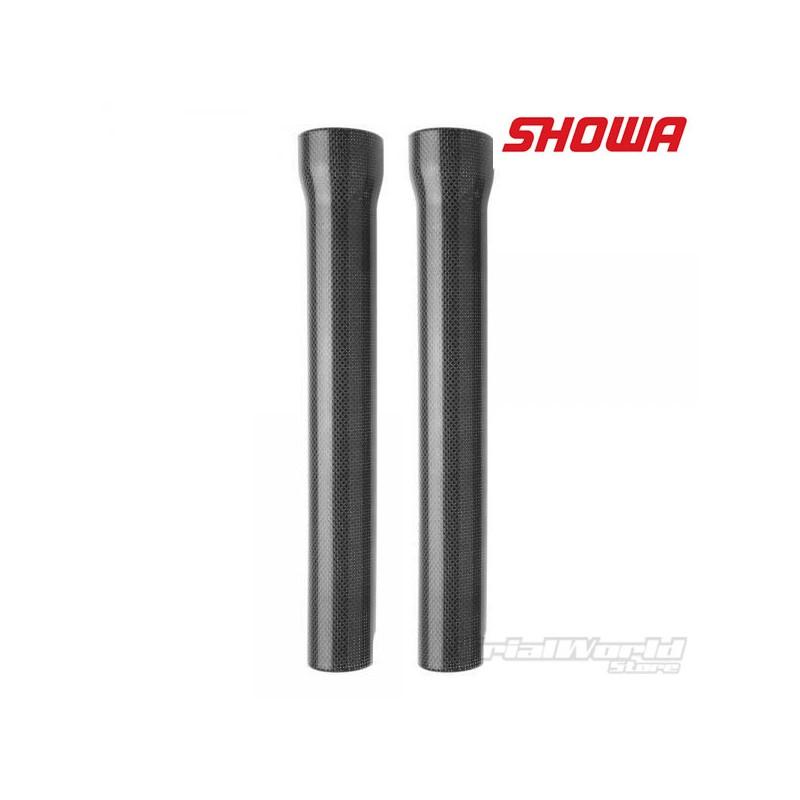 Protectores horquilla de carbono válido para Showa 39mm