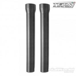 Protectores horquilla de carbono válido para Tech 39 mm