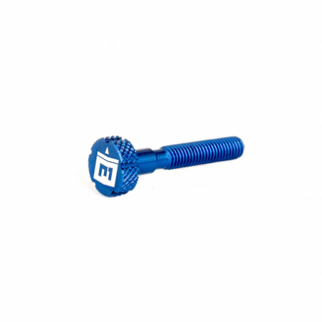 Adjustable idle speed screw for Keihin carburettor