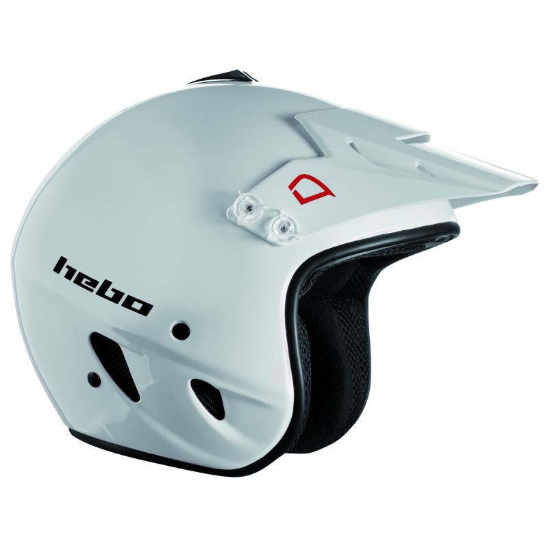 Casco zone 2 Blanco Junior