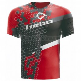 Camiseta Bike Trial Hebo AM...