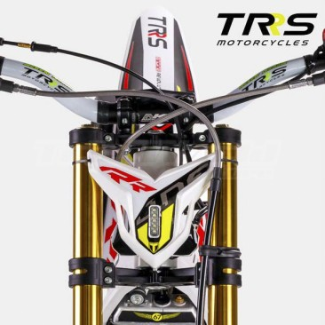 Adhesivo faro delantero TRRS RR 2018